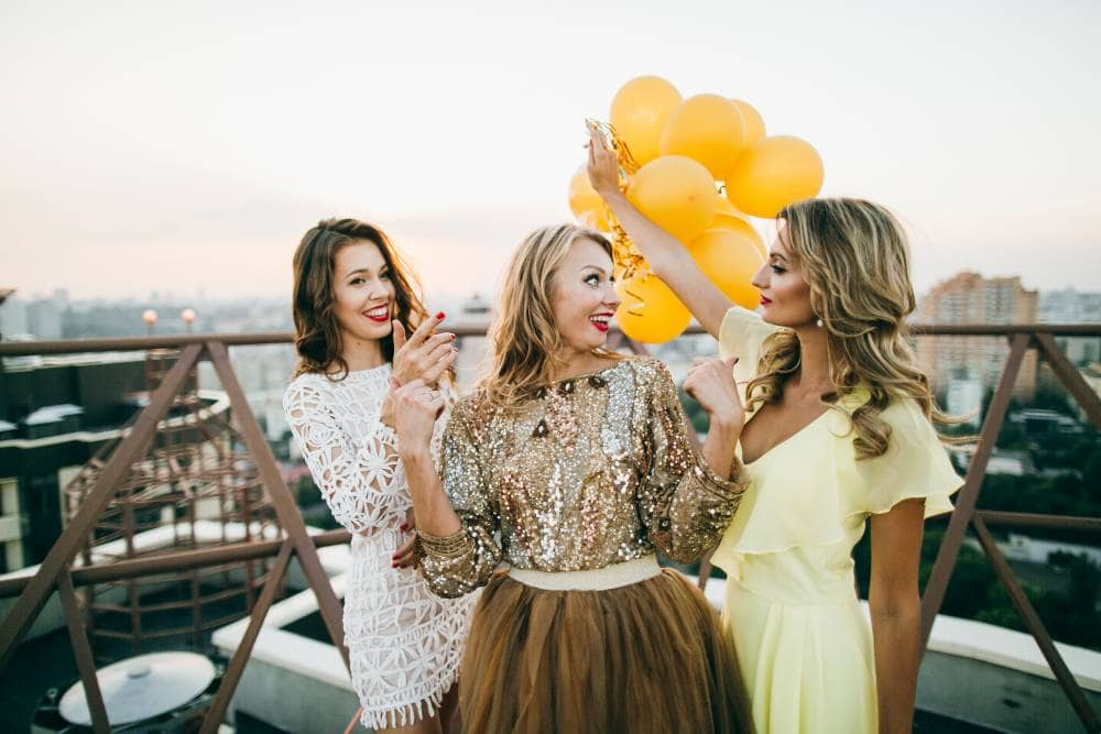 "ДЕВИЧНИК НЕВЕСТЫ НАСТИ ""COOL HENPARTY"" фото 19"