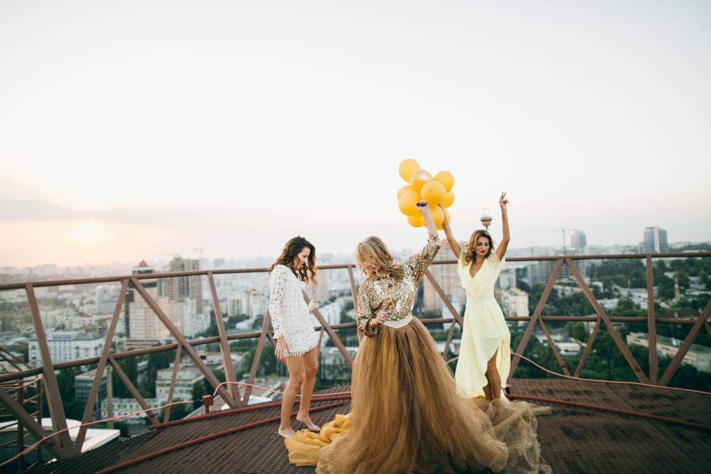 "ДЕВИЧНИК НЕВЕСТЫ НАСТИ ""COOL HENPARTY"" фото 24"