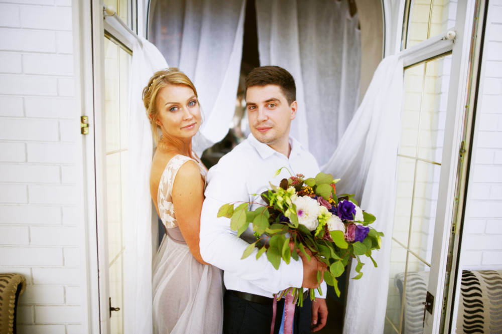 "ОЛЕГ И НАСТЯ ""COOL WEDDING"" фото 21 1"