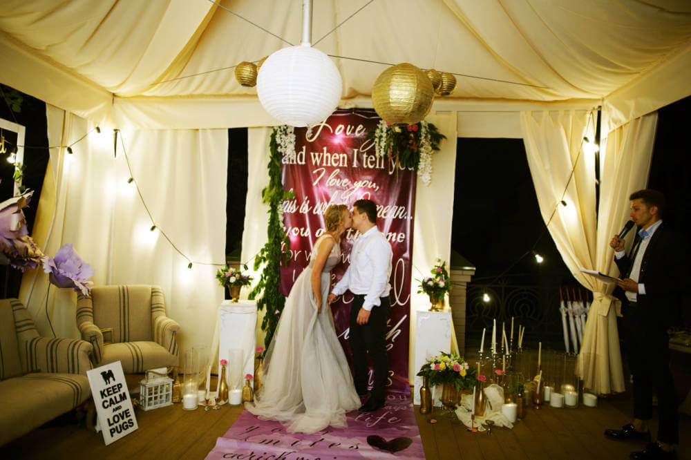 "ОЛЕГ И НАСТЯ ""COOL WEDDING"" фото 58 1"