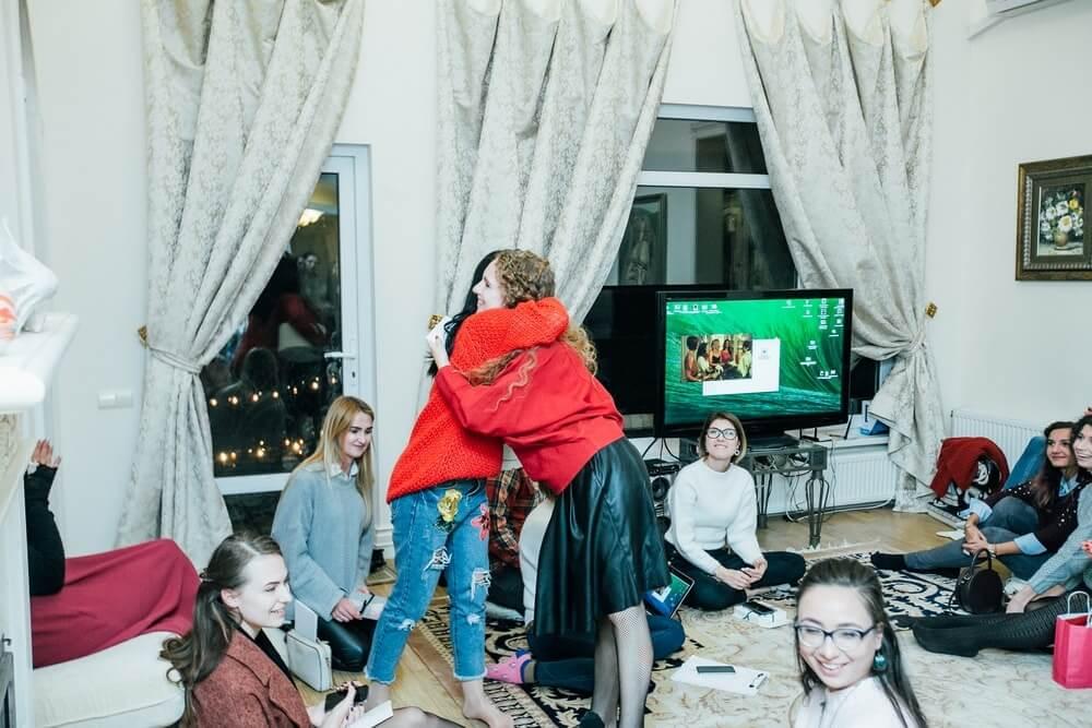 "ДЕВИЧНИК ""GENIUS WOMAN"" фото 52 min 1"