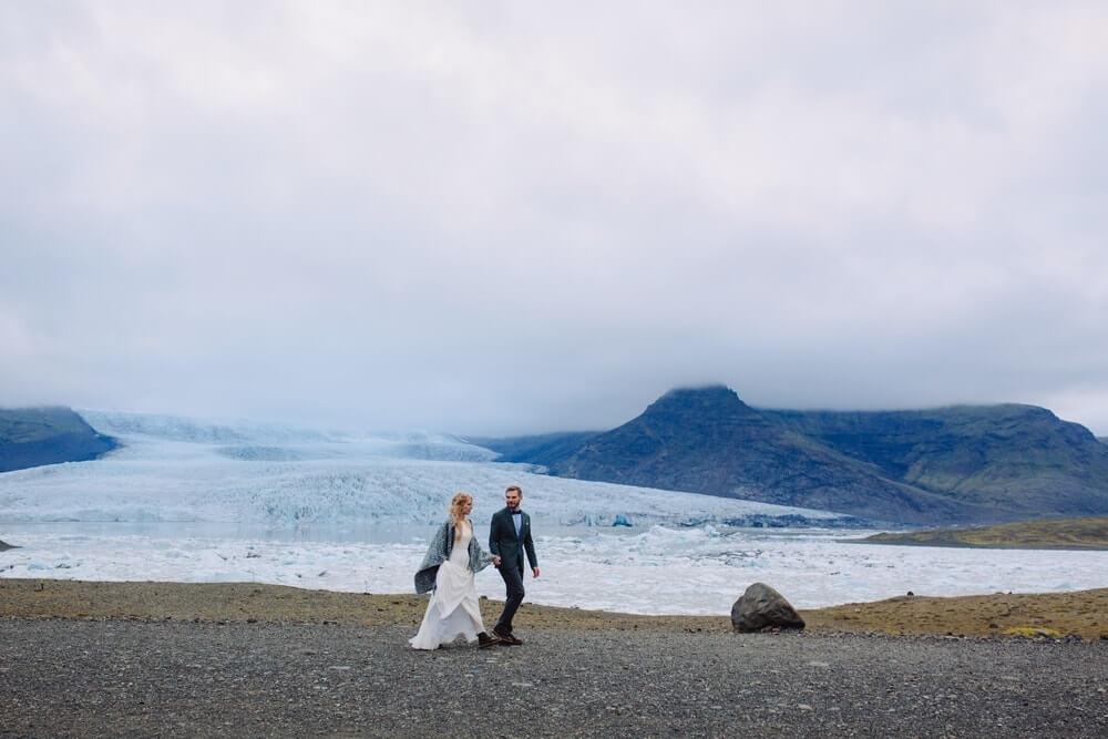 ICELAND WEDDING TRIP