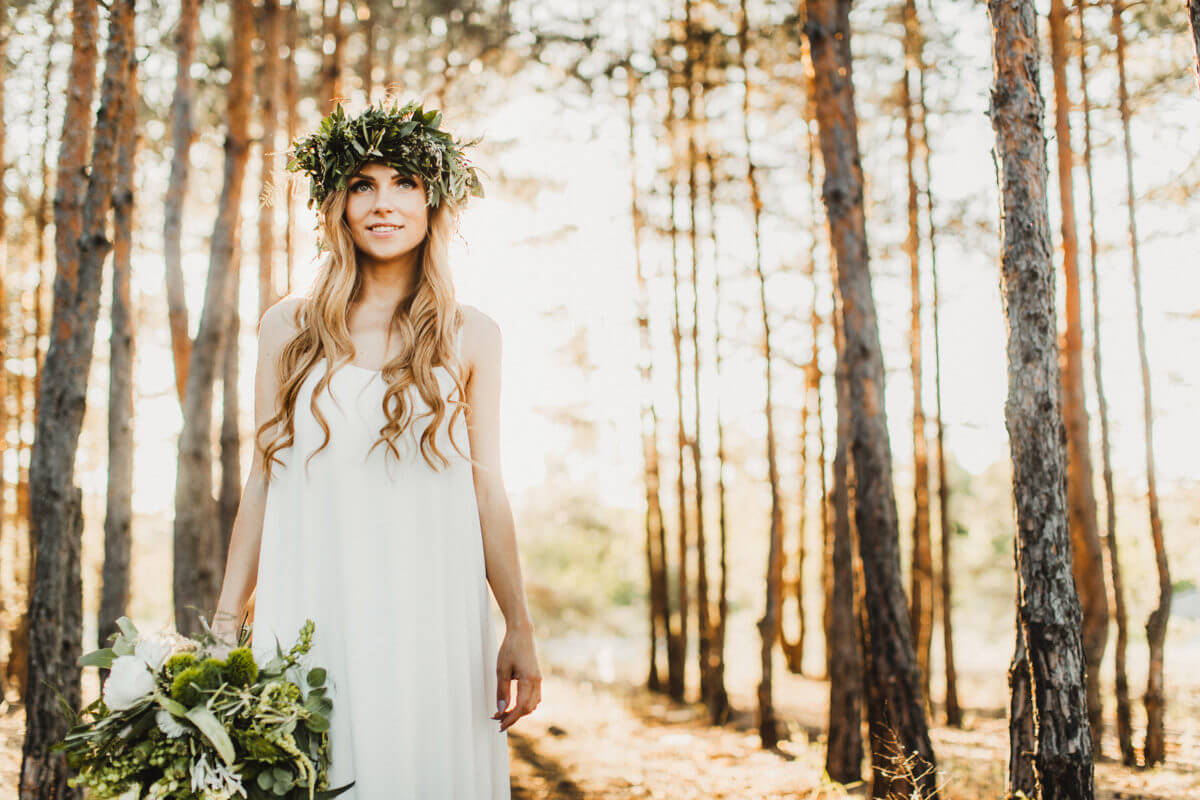 «WEDDING IN THE WOODS» ДИМА И НАСТЯ