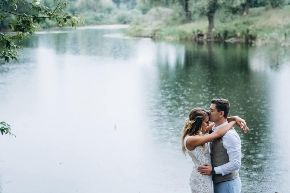 """СВАДЬБА НА МОРЕ """"BEACH WEDDING PARTY"""" ДЕНИС И ОЛЯ фото Wedding 354 min"""