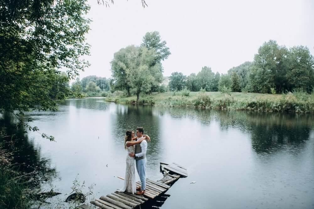 """СВАДЬБА НА МОРЕ """"BEACH WEDDING PARTY"""" ДЕНИС И ОЛЯ фото Wedding 355 min"""