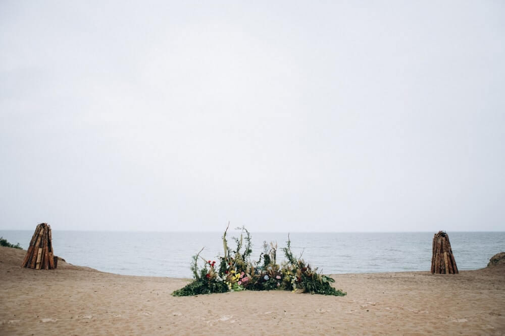 """СВАДЬБА НА МОРЕ """"BEACH WEDDING PARTY"""" ДЕНИС И ОЛЯ фото Wedding 369 min"""