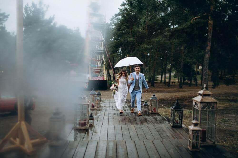 """СВАДЬБА НА МОРЕ """"BEACH WEDDING PARTY"""" ДЕНИС И ОЛЯ фото Wedding 420 min"""