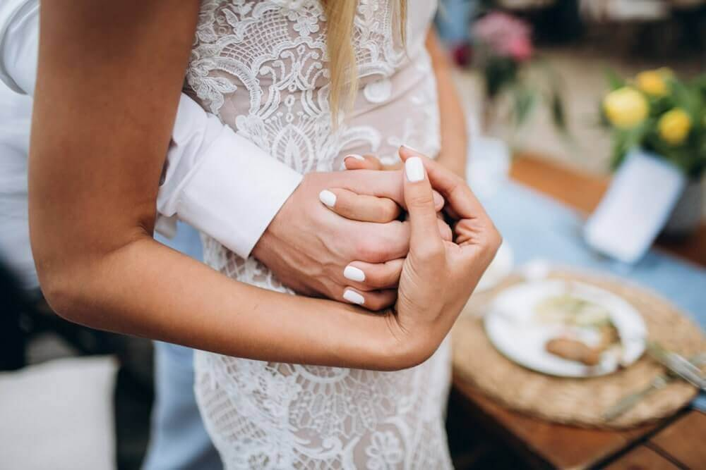 """СВАДЬБА НА МОРЕ """"BEACH WEDDING PARTY"""" ДЕНИС И ОЛЯ фото Wedding 585 min"""