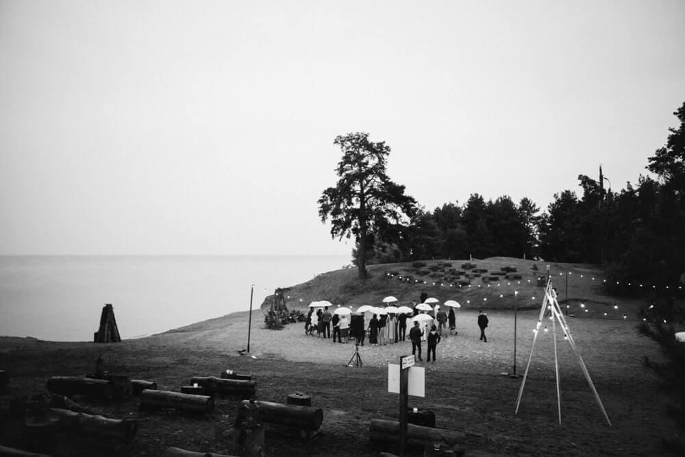 """СВАДЬБА НА МОРЕ """"BEACH WEDDING PARTY"""" ДЕНИС И ОЛЯ фото Wedding 613 min"""