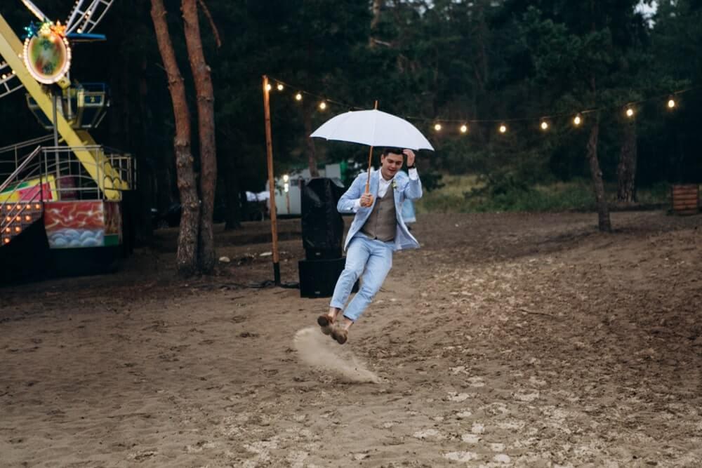 """СВАДЬБА НА МОРЕ """"BEACH WEDDING PARTY"""" ДЕНИС И ОЛЯ фото Wedding 628 min"""