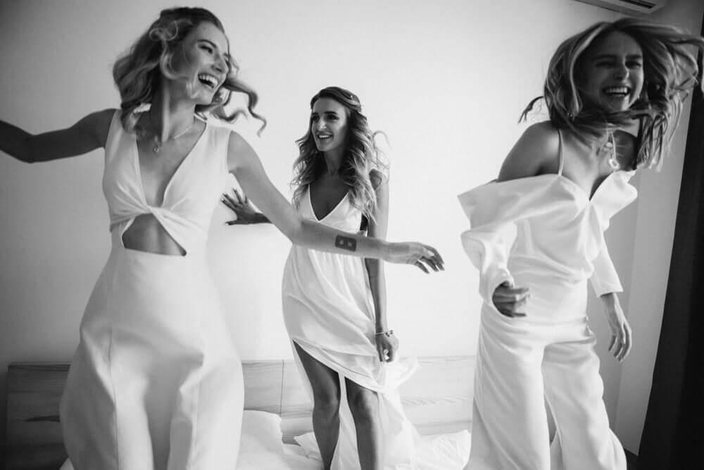 """СВАДЬБА НА МОРЕ """"BEACH WEDDING PARTY"""" ДЕНИС И ОЛЯ фото Wedding 64 min"""