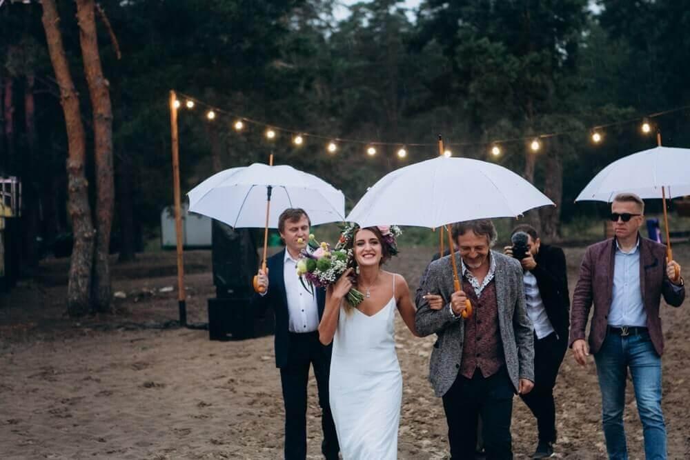 """СВАДЬБА НА МОРЕ """"BEACH WEDDING PARTY"""" ДЕНИС И ОЛЯ фото Wedding 643 min"""