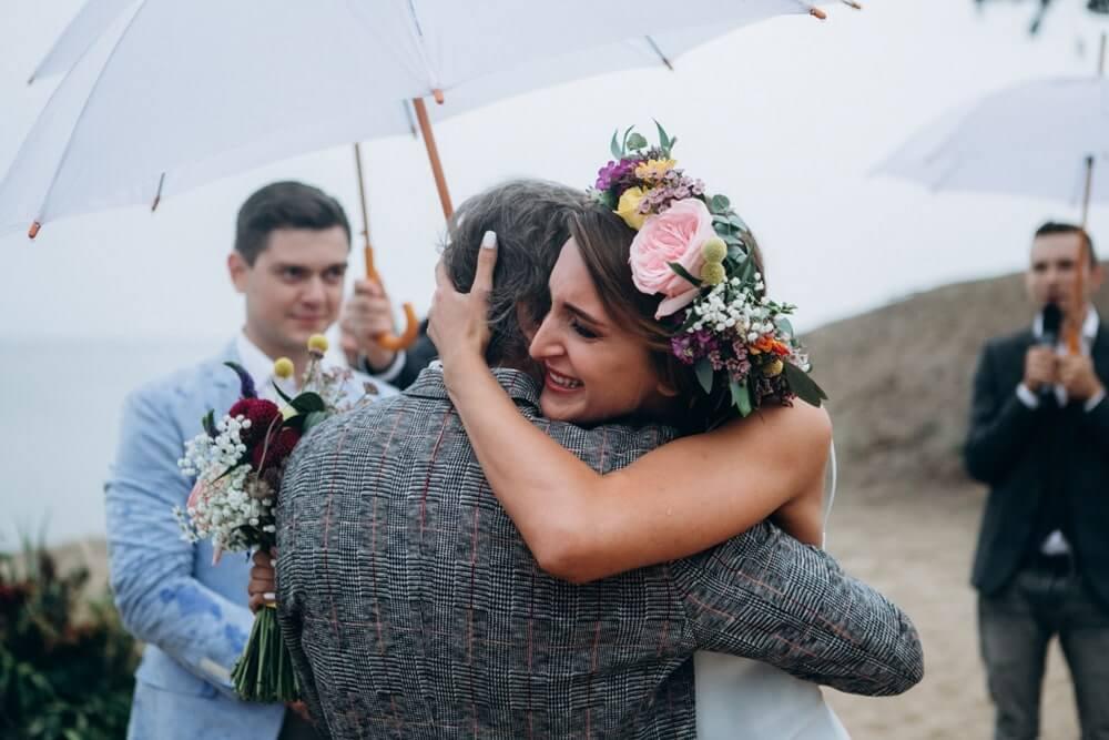 """СВАДЬБА НА МОРЕ """"BEACH WEDDING PARTY"""" ДЕНИС И ОЛЯ фото Wedding 650 min"""