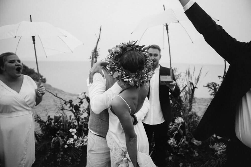 """СВАДЬБА НА МОРЕ """"BEACH WEDDING PARTY"""" ДЕНИС И ОЛЯ фото Wedding 704 min"""