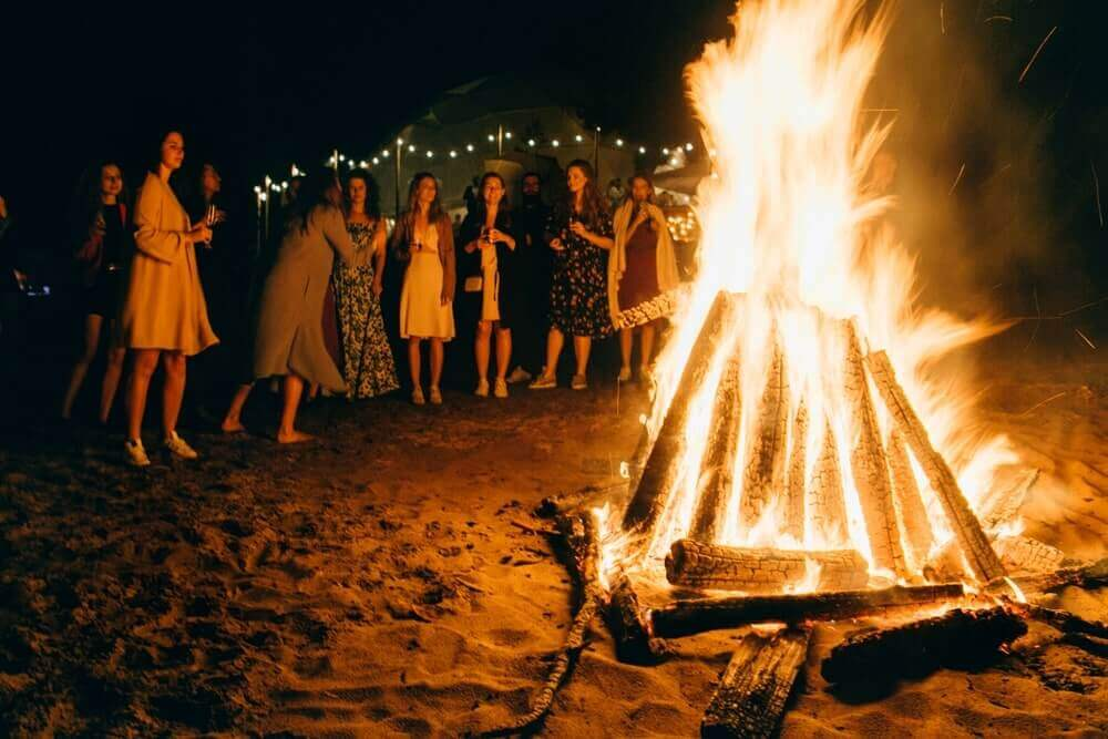 """СВАДЬБА НА МОРЕ """"BEACH WEDDING PARTY"""" ДЕНИС И ОЛЯ фото Wedding 823 min"""
