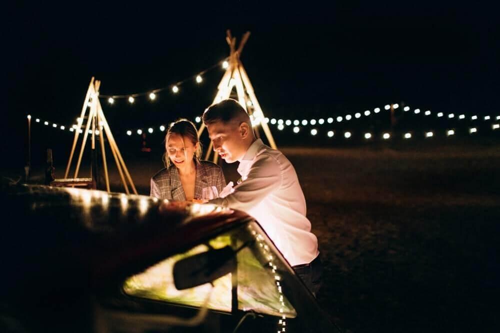 """СВАДЬБА НА МОРЕ """"BEACH WEDDING PARTY"""" ДЕНИС И ОЛЯ фото Wedding 940 min"""