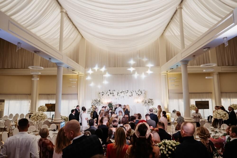 """KUSЬ WEDDING"" ЮРА И АЛИНА фото 37 1 min"