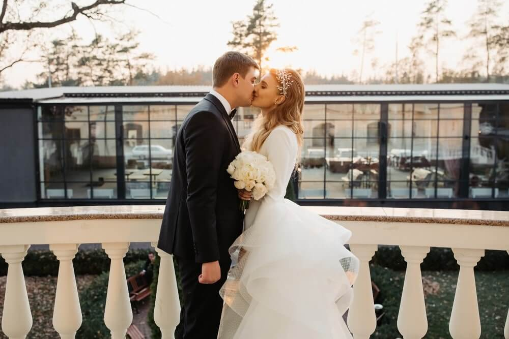 """KUSЬ WEDDING"" ЮРА И АЛИНА фото 46 min"
