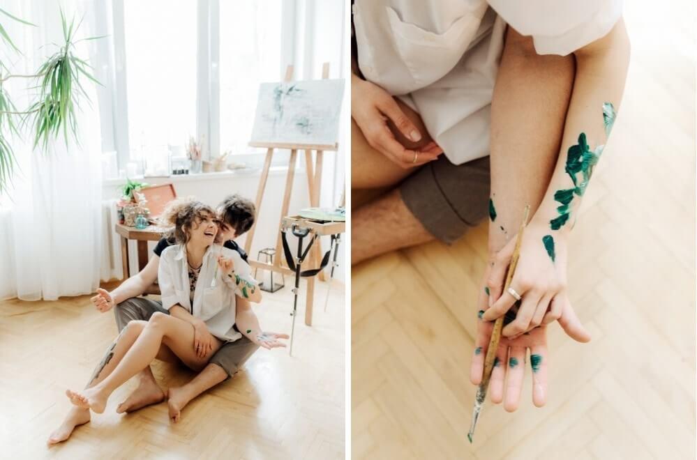 """YOUR ART OF LOVE"" ИГОРЬ И МАША фото 46"