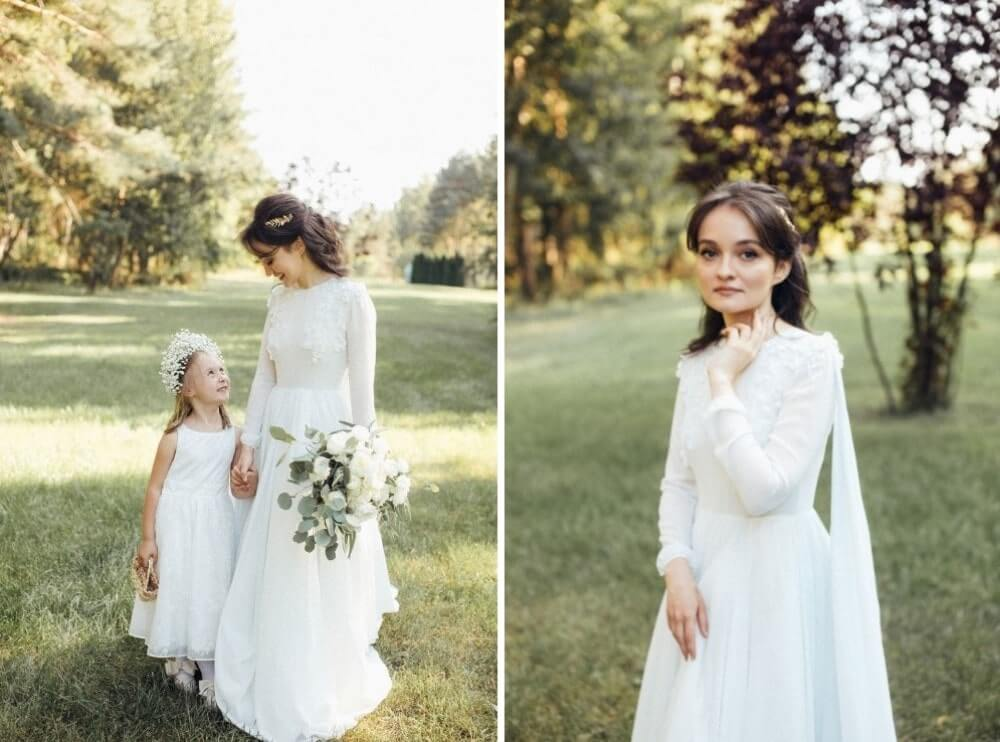 """ELEGANT FOREST WEDDING"" ПАША И АЛЕНА фото IMG 142 min"