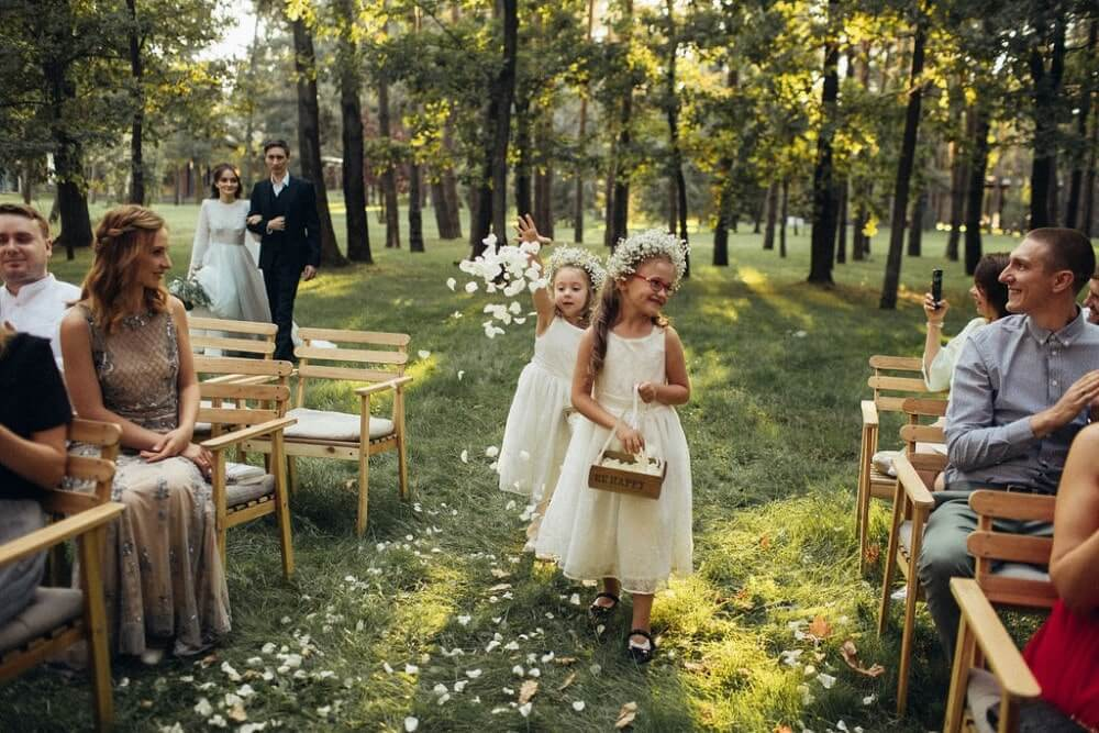 """ELEGANT FOREST WEDDING"" ПАША И АЛЕНА фото IMG 280 min"