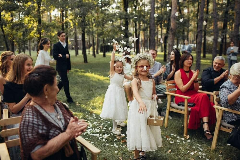 """ELEGANT FOREST WEDDING"" ПАША И АЛЕНА фото IMG 285 min"