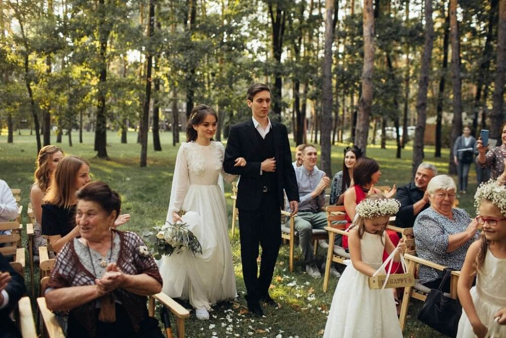 """ELEGANT FOREST WEDDING"" ПАША И АЛЕНА фото IMG 293 min"