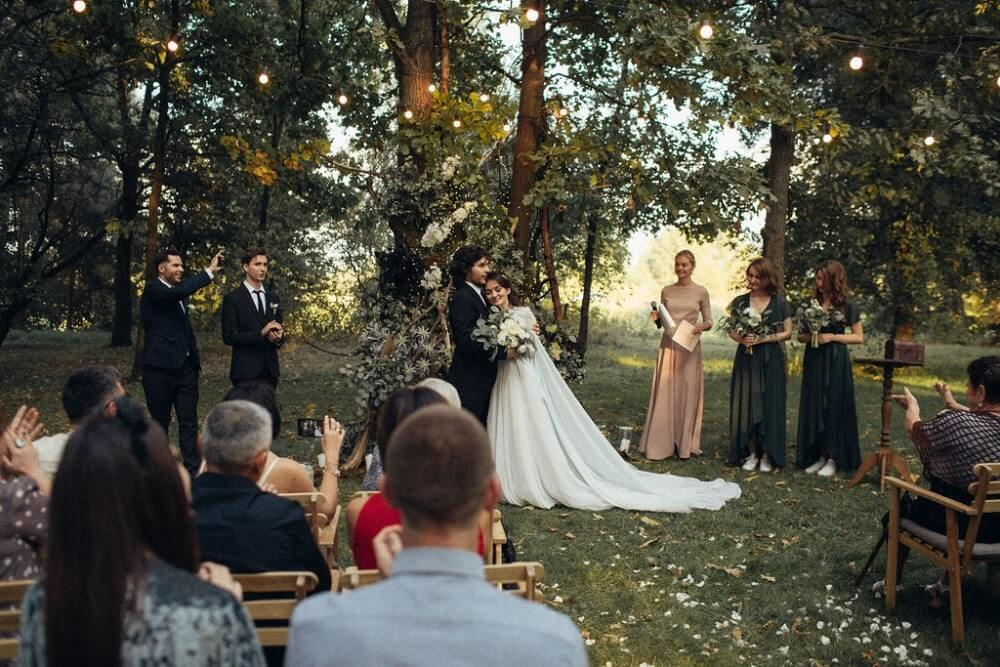 """ELEGANT FOREST WEDDING"" ПАША И АЛЕНА фото IMG 299 min"