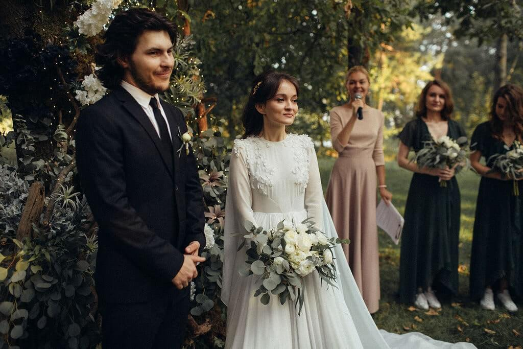 """ELEGANT FOREST WEDDING"" ПАША И АЛЕНА фото IMG 316 min"