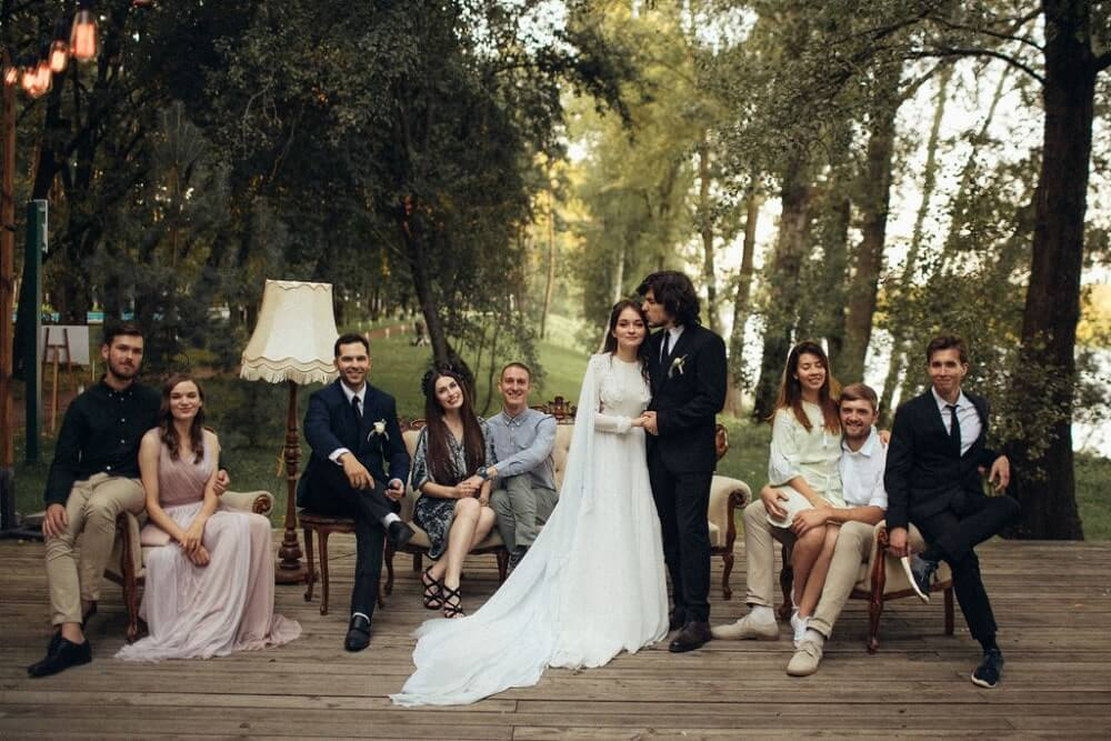 """ELEGANT FOREST WEDDING"" ПАША И АЛЕНА фото IMG 495 min"