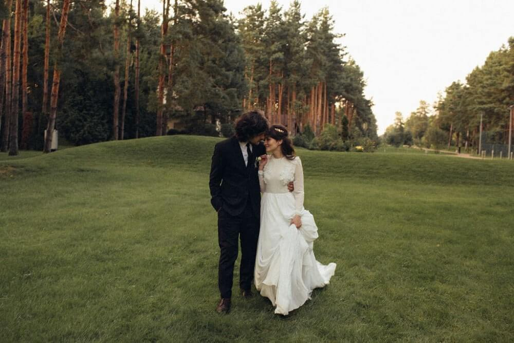 """ELEGANT FOREST WEDDING"" ПАША И АЛЕНА фото IMG 587 min"