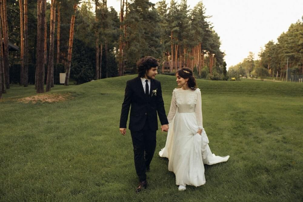 """ELEGANT FOREST WEDDING"" ПАША И АЛЕНА фото IMG 602 min"