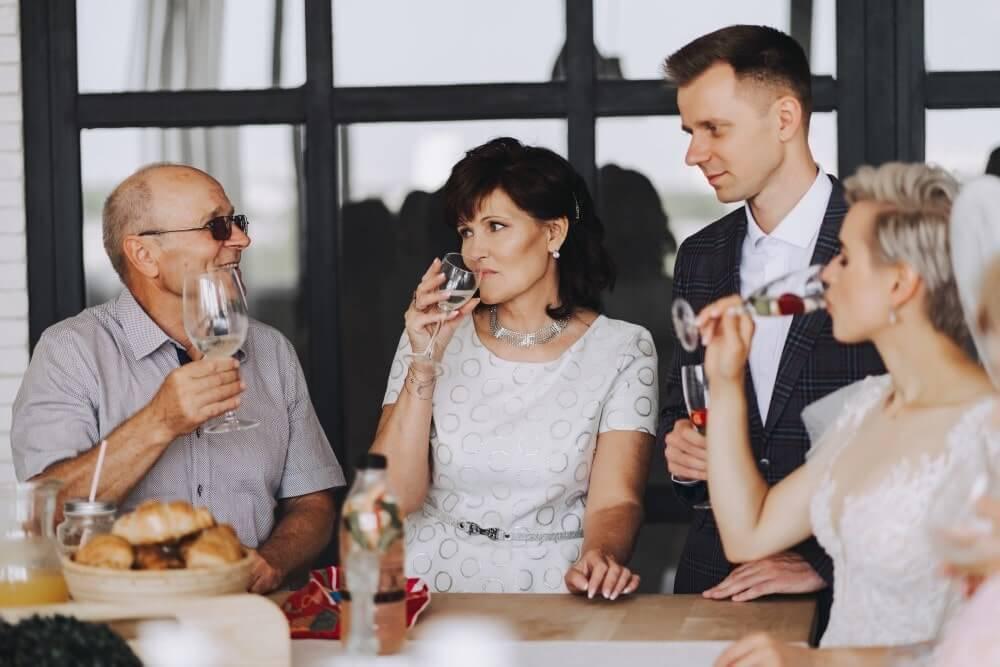 """FAMILY WEDDING DINNER"" ДМИТРИЙ И МАРИЯ фото STP 109 min"
