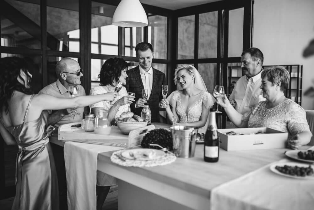 """FAMILY WEDDING DINNER"" ДМИТРИЙ И МАРИЯ фото STP 110 min"