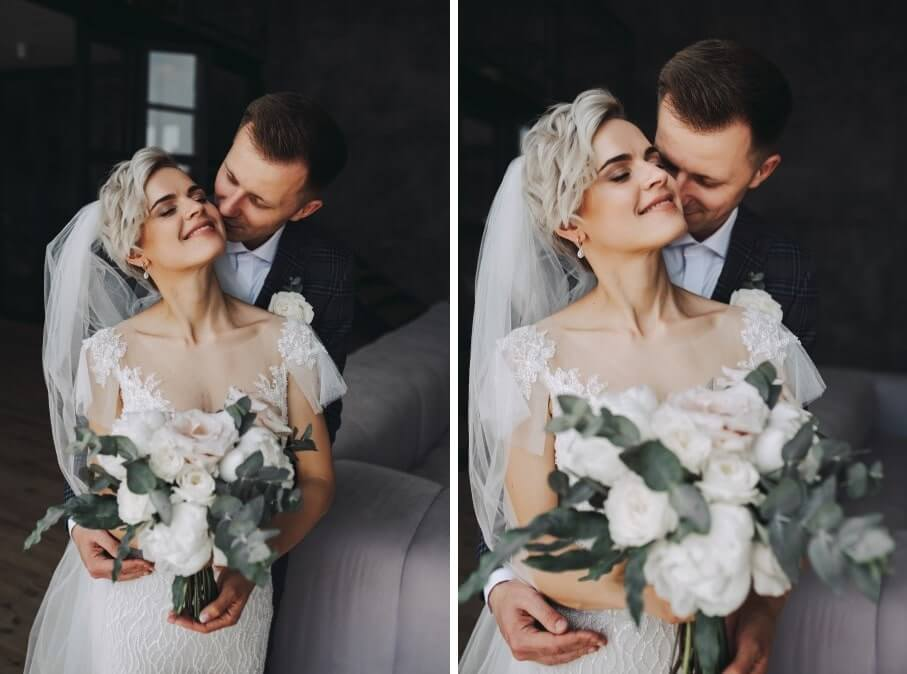 """FAMILY WEDDING DINNER"" ДМИТРИЙ И МАРИЯ фото STP 118 min"