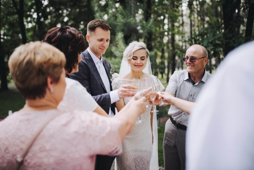 """FAMILY WEDDING DINNER"" ДМИТРИЙ И МАРИЯ фото STP 165 min"