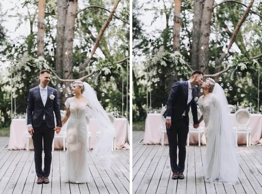 """FAMILY WEDDING DINNER"" ДМИТРИЙ И МАРИЯ фото STP 182 min"