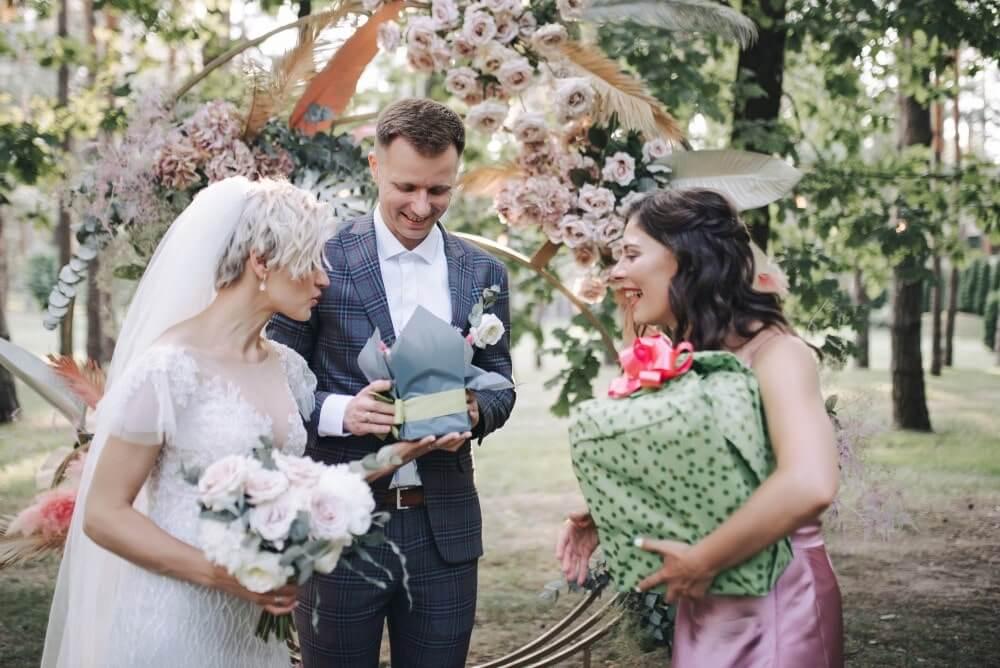 """FAMILY WEDDING DINNER"" ДМИТРИЙ И МАРИЯ фото STP 345 min"