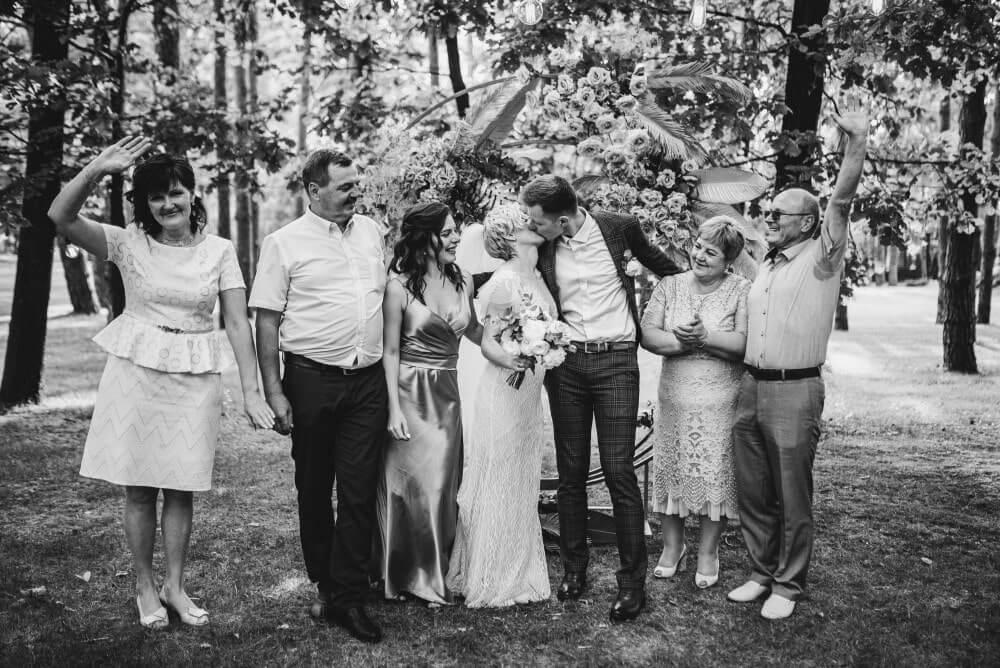 """FAMILY WEDDING DINNER"" ДМИТРИЙ И МАРИЯ фото STP 359 min"