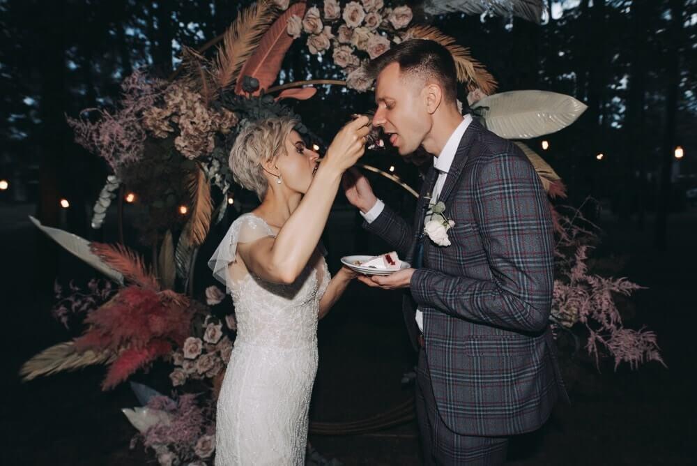 """FAMILY WEDDING DINNER"" ДМИТРИЙ И МАРИЯ фото STP 540 min"
